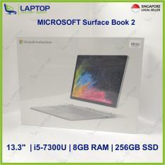 MICROSOFT Surface Book 2 13-inch (i5-7/8GB/256GB) @Thin & Light@ Premium Preowned [Refurbished]