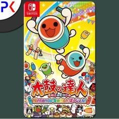 Nintendo Switch Taiko no Tatsujin