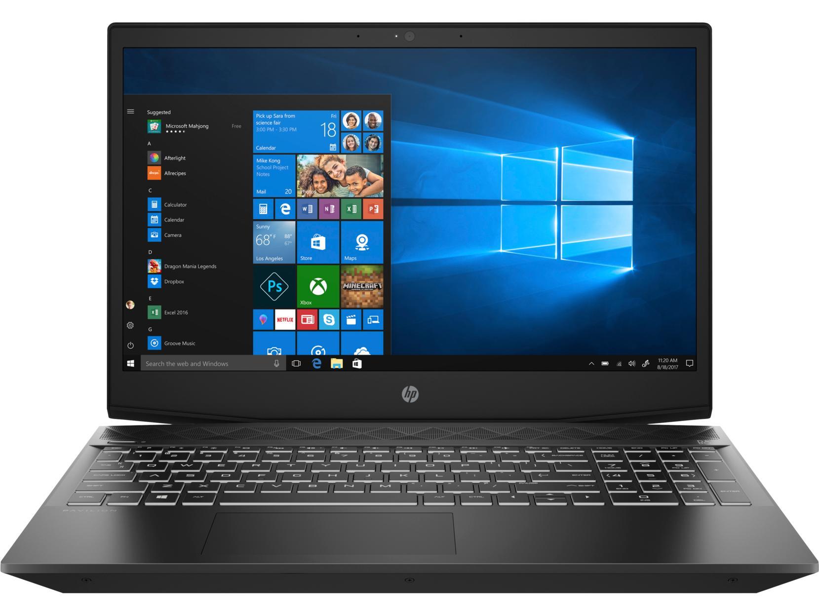 HP Pavilion Gaming Laptop15-cx0197TX (Online Exclusive)