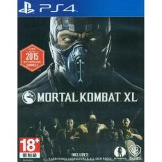 PS4 Mortal Kombat XL-AS(R3)(PLAS 07060)