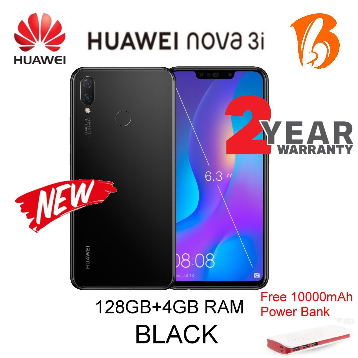 Huawei Nova 3i 4GB/128GB with 2 Year Local Warranty