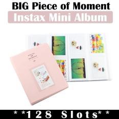 Pink Big Piece of Moment Instax Mini Album – 128 Slots