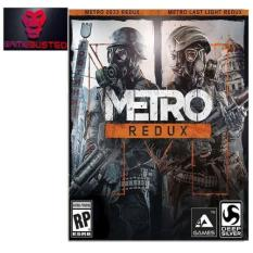 PC Metro Redux (2 Games in 1 box)