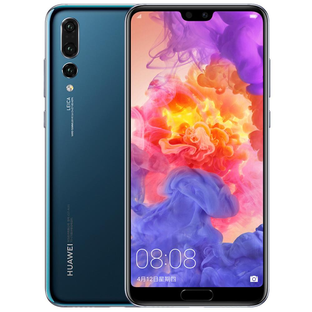 Huawei P20 Pro 6GB 128GB 40MP Triple Rear Cameras 6.1″ FullView Screen Android 8.1 Smartphone