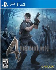 PS4 Resident Evil 4 (R1)