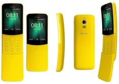 Nokia 8110 4G YELLOW (SPECIAL OFFER)