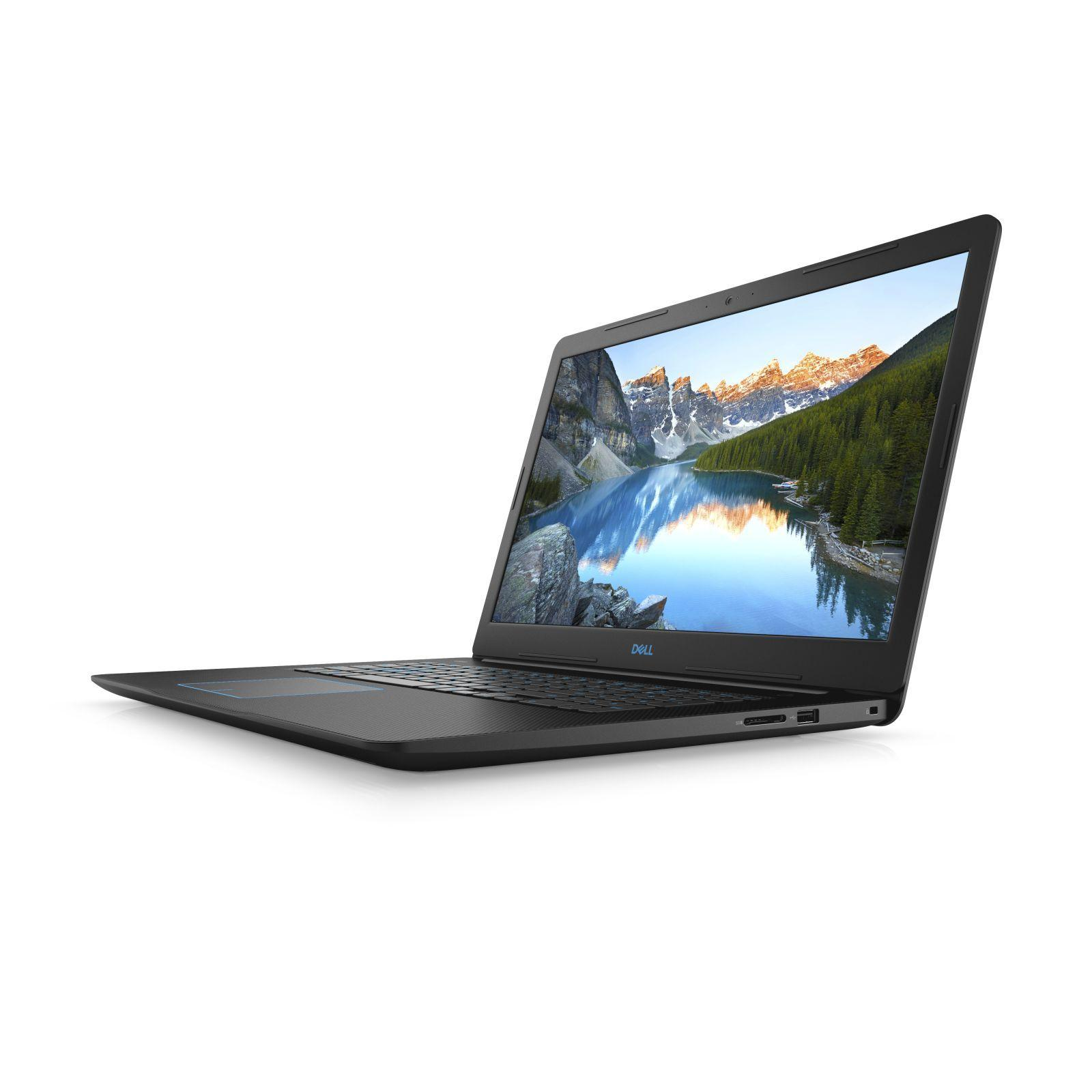Brand New DELL Gaming Laptop G3-875814GL-W10-BLK 8thGen 15.6 IN INTEL CORE I7-8750H 8GB 1TB 128GB SSD WIN 10