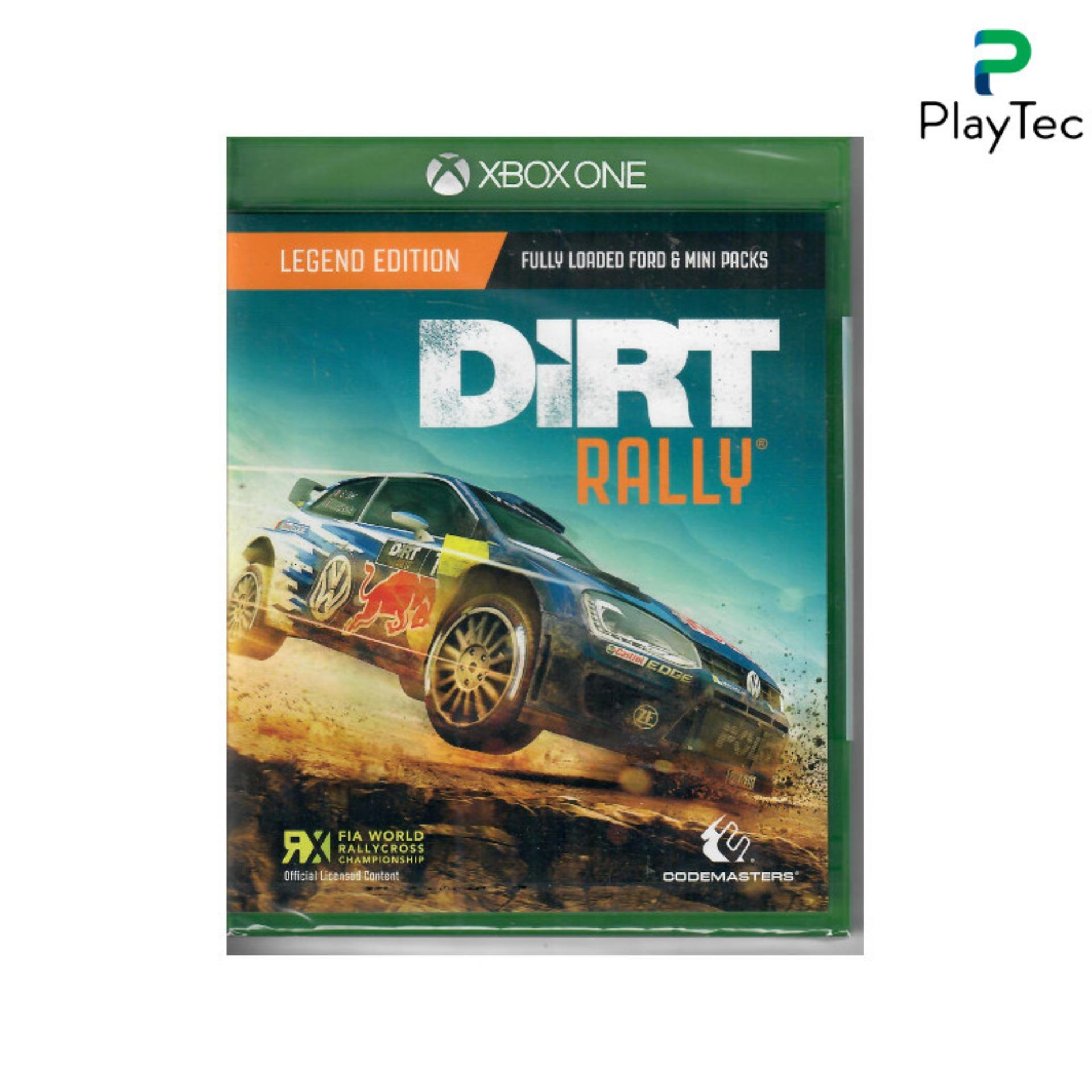 XBOX One Dirt Rally Legend Edition (R3)
