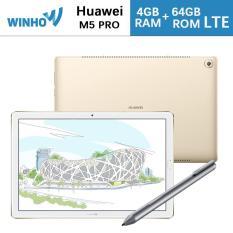 Huawei MediaPad M5 Pro 10.8Inch 13MP+8MP 4G+64G LTE Version Original Set