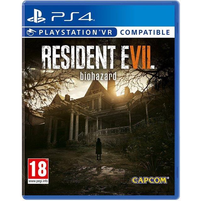 PS4 Resident Evil 7 Biohazard-EUR (R2) (CUSA 03842)
