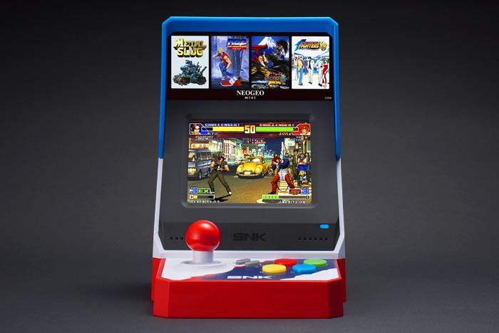 NEOGEO mini Console with Factory warranty (Do not buy from Unauthorize Store as they do not cover warranty)