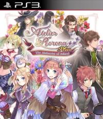 PS3 Atelier Rorona Plus The Alchemist Of Arland-EUR