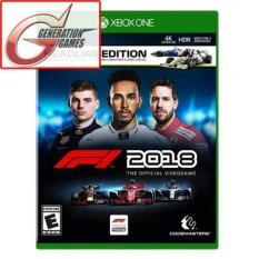 XBOX ONE F1 2018: Headline Edition (English)