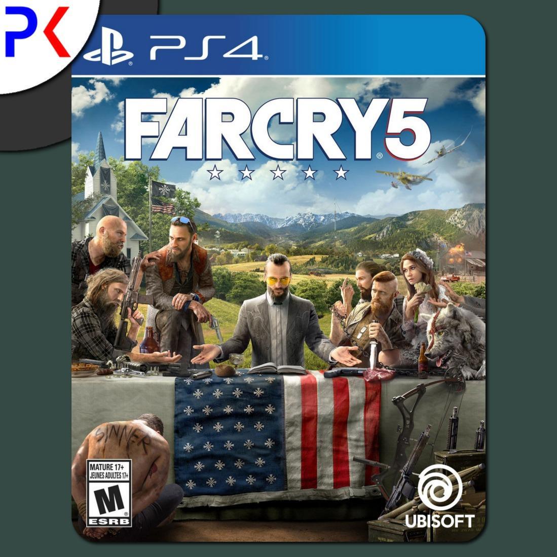 PS4 Far Cry 5 (R2)