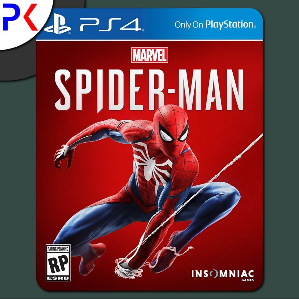 PS4 Marvels Spider-Man (R3)