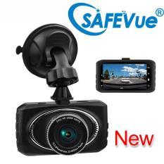 SAFEVue V6S FULL HD 150° Wide Angle Car DVR