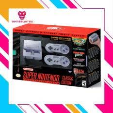 SNES Super Nintendo Classic Mini Edition Console (US)