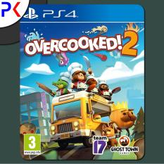 PS4 Overcooked 2 (R4)