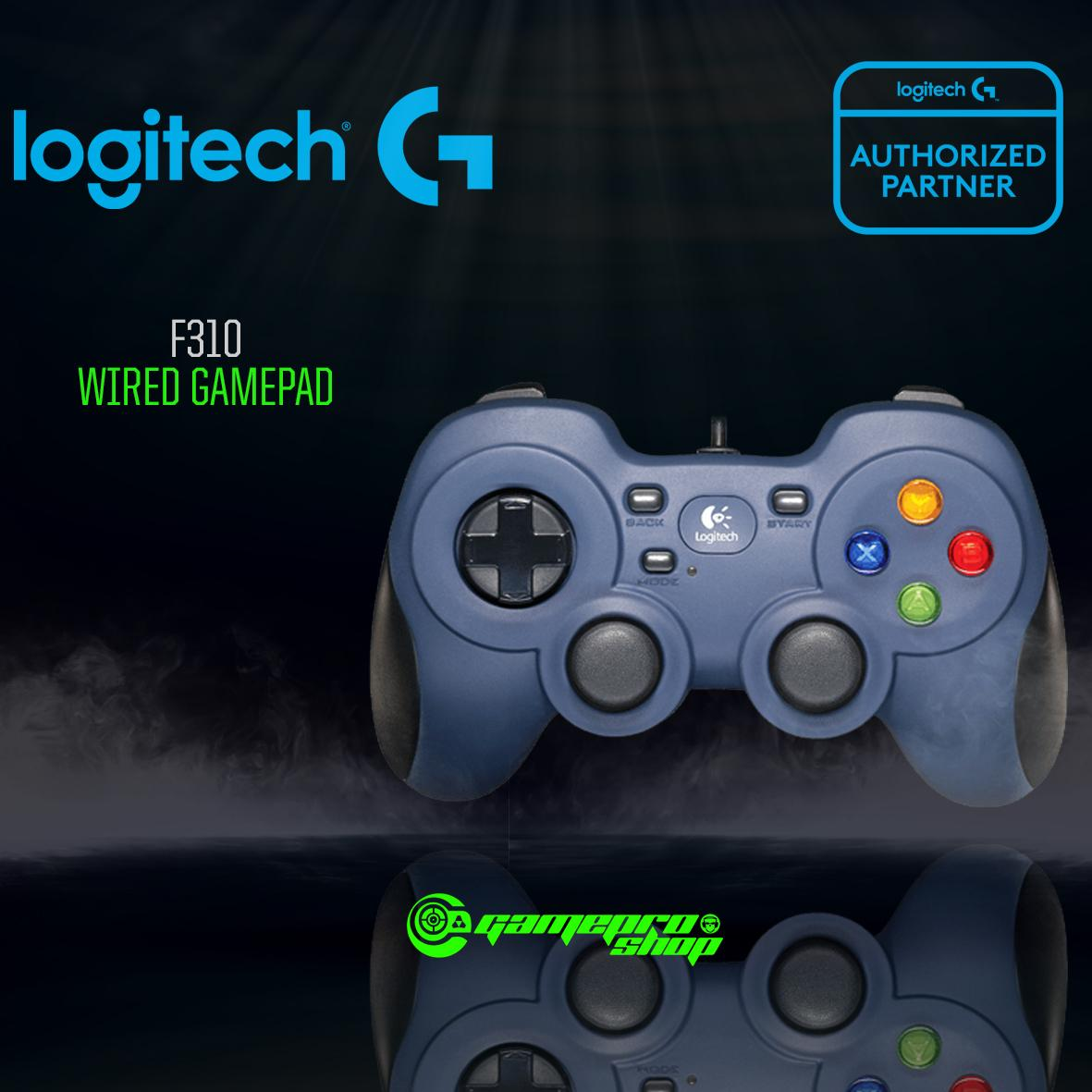 Logitech F310 Wired Gamepad *THE TECH SHOW PROMO*