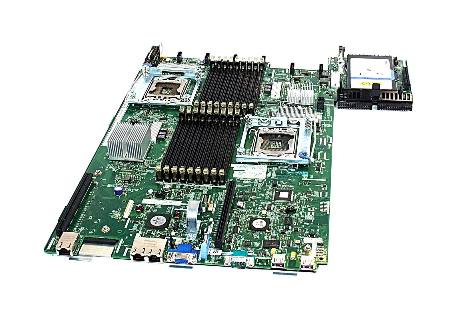 [Used] FRU 00D3284 – IBM X3650 M3/X3550 M3 SYSTEM BOARD