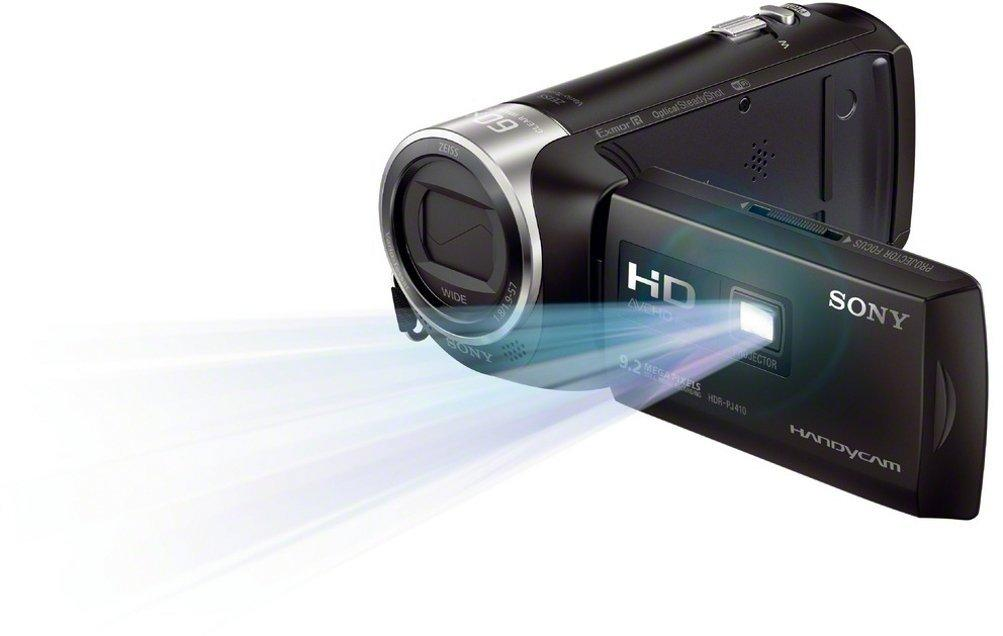 Sony Video Camera HDR-PJ410