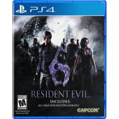 PS4 Resident Evil 6-US(R1)*(M18)
