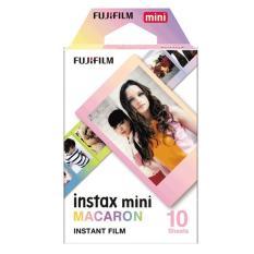 Fujifilm Instax Mini Macaron Instant Films – 10 Sheets