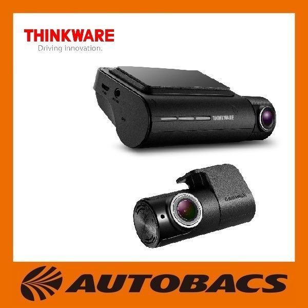 Thinkware F800 Pro (Front & Rear) Full HD Car Cam (FREE 16GB SD Card)