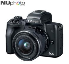 Canon EOS M50 Kit (EF-M 15-45mm f/3.5-6.3 IS STM Lens)