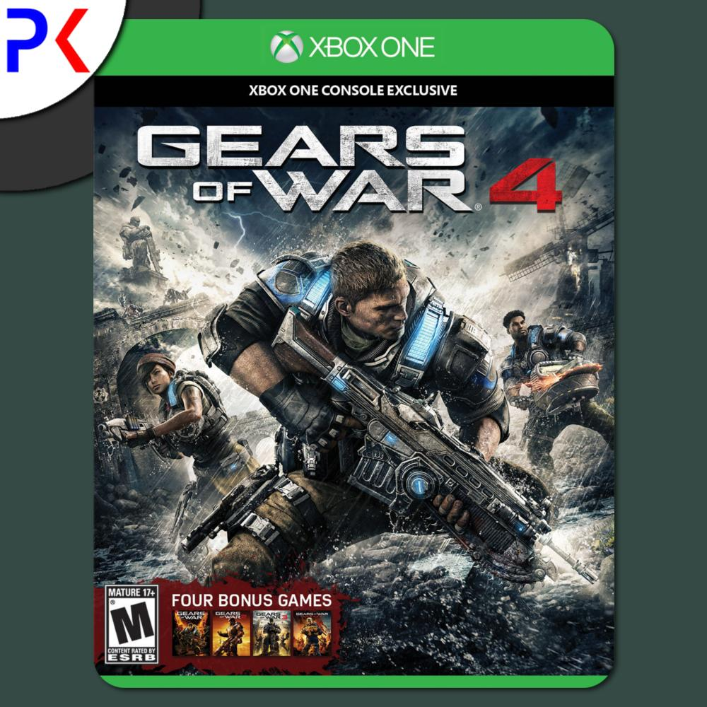 Xbox One Gears of War 4 Ultimate Edition