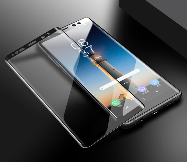 Knightshield 5D Samsung FULL Curved Screen Tempered Glass
