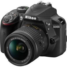 NIKON D3400 KIT (AFS18-55MM) + Nikon Free Gifts