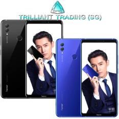 Huawei Honor Note 10 Dual Sim (6GB, 128GB) 4G Smartphone ***Free Case and Bluetooth Sweat-proof in-ear headphones""