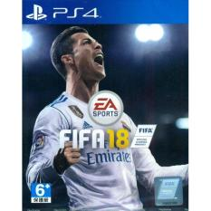 PS4 FIFA 18 Standard Edition-AS (R3)