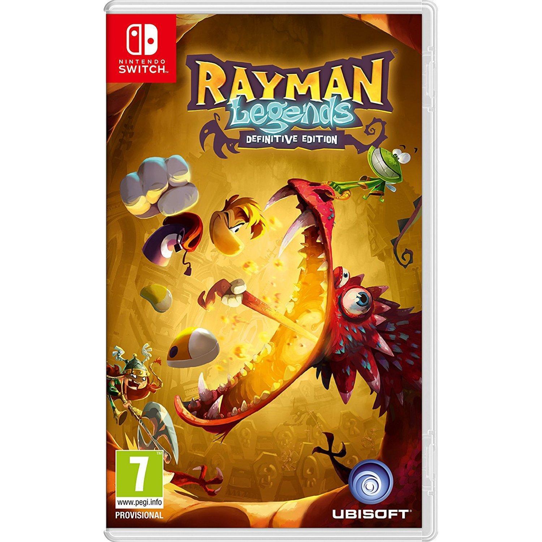 Nintendo Switch Rayman Legends Definitive Edition-EUR(R2)