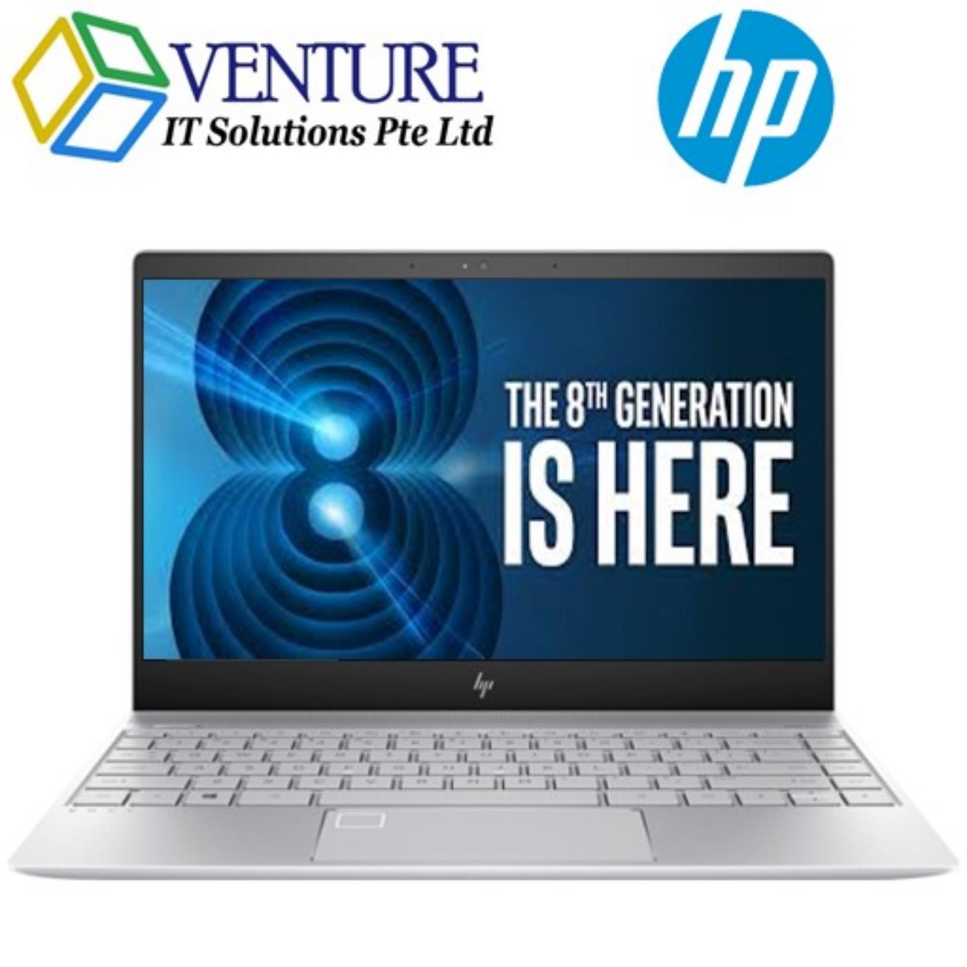 [NEW 8TH GEN] HP ENVY 13 AD115TU i5-8250U 8GB 256SSD 13.3″ FHD WIN10