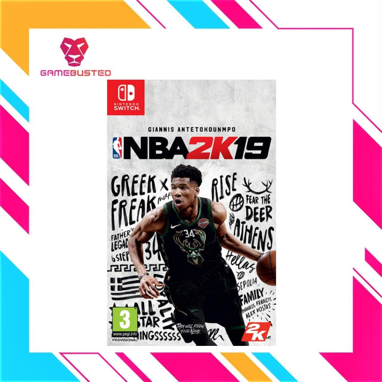 Nintendo Switch NBA 2K19 (PAL)