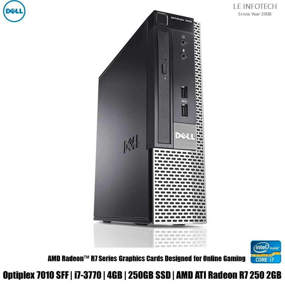 Buy Dell Optiplex 7010 SFF Gaming Desktop i7-3770 #3 4Ghz 8GB DDR3