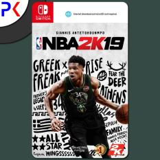 Nintendo Switch NBA 2K19 (US)