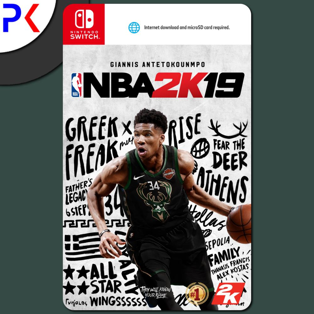 Nintendo Switch NBA 2K19 (US)