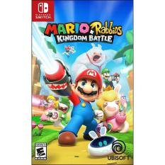 Nintendo Switch Mario + Rabbids Kingdom Battle-EUR(R2)