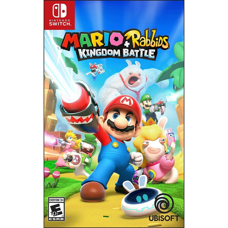 Nintendo Switch Mario + Rabbids Kingdom Battle-EUR(R2)