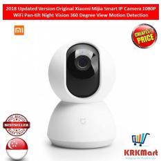 2018 Updated Version Original Xiaomi Mijia Smart IP Camera 1080P WiFi Pan-tilt Night Vision 360 Degree View Motion Detection
