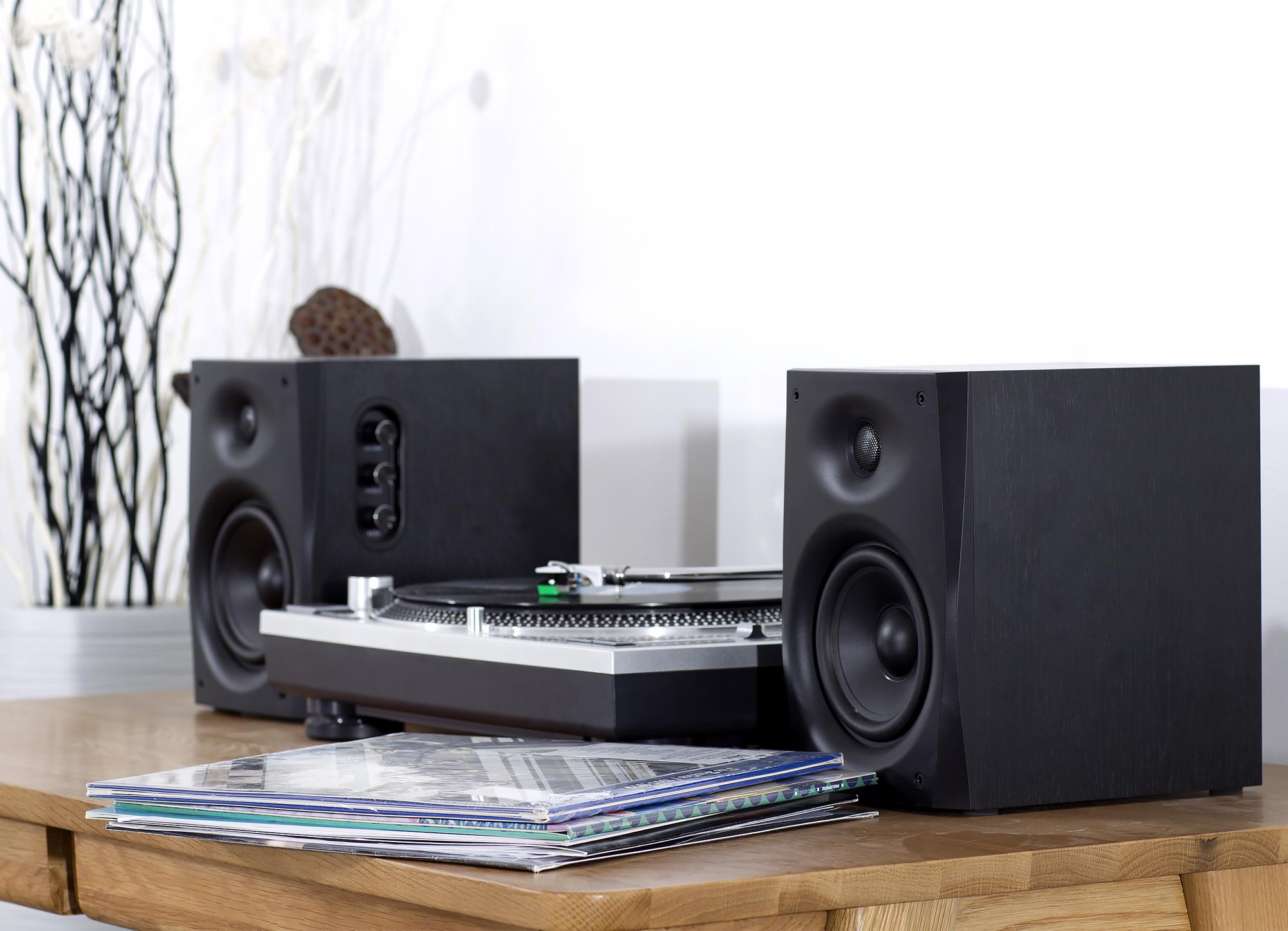 Swans Hivi M50w High End 21 Active Desktop Speakers Daftar Update Multimedia Speaker Swanspeakers
