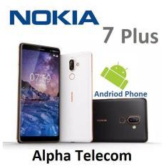NOKIA 7 PLUS 4GB RAM / 64GB Dual Sim