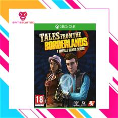 XBOX ONE Tales From The Borderlands A Telltale Series (PAL)