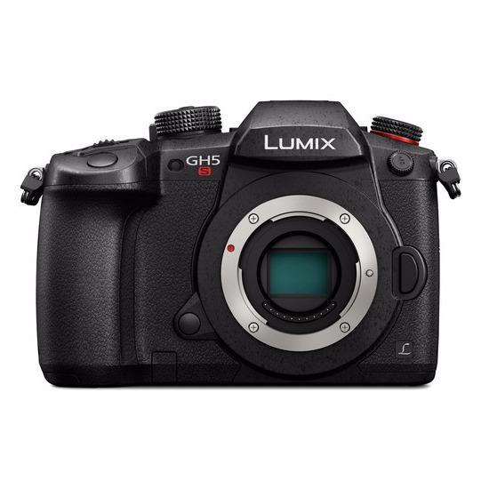 Panasonic Lumix DC-GH5S Mirrorless Micro Four Thirds Digital Camera (Body)Warranty