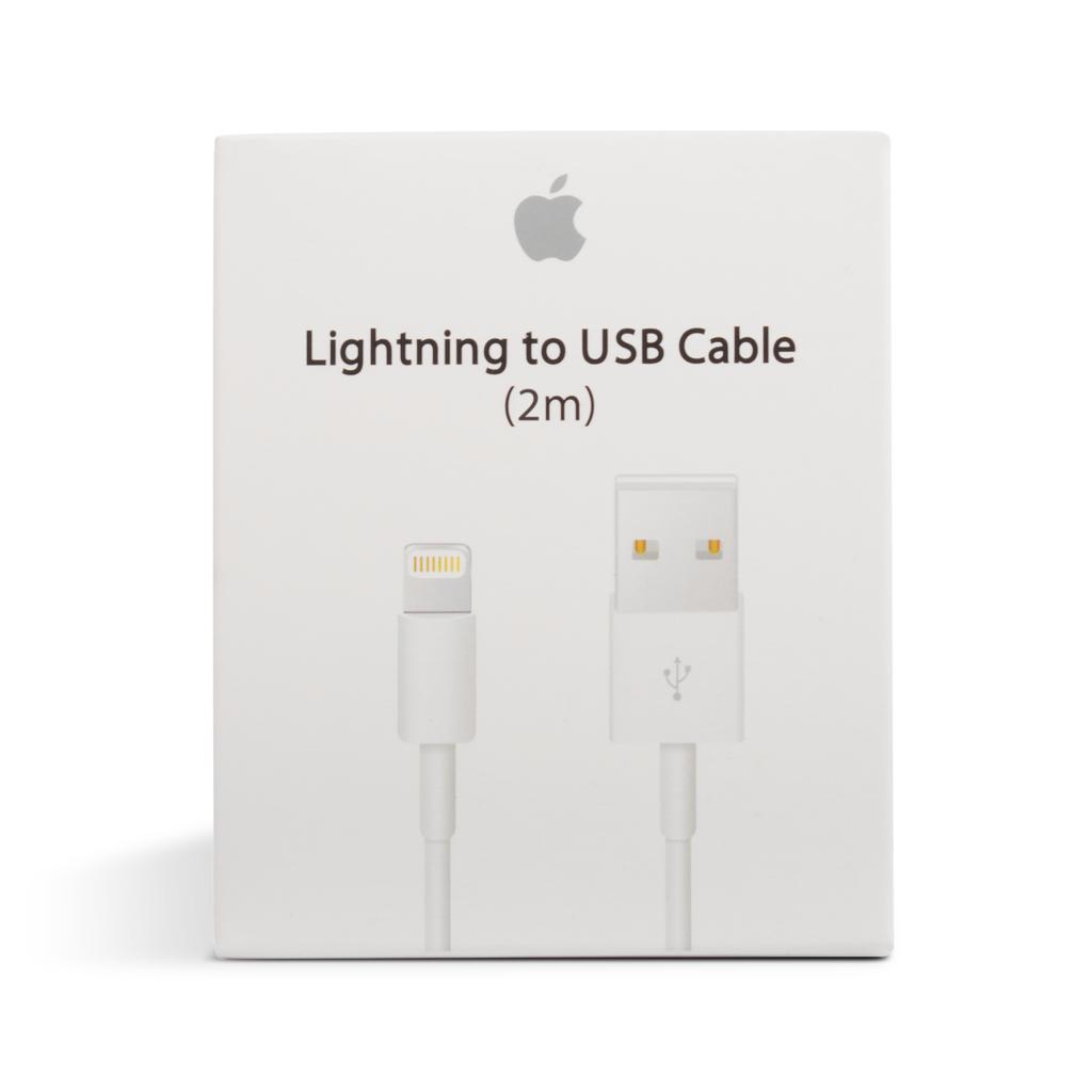 Original Apple lightning cable 2meter