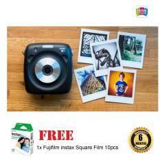 Fujifilm instax SQUARE SQ10 With Free Instax Square Film 1 pack