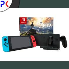 Nintendo Switch Console The Legend of Zelda Bundle (ASIA)